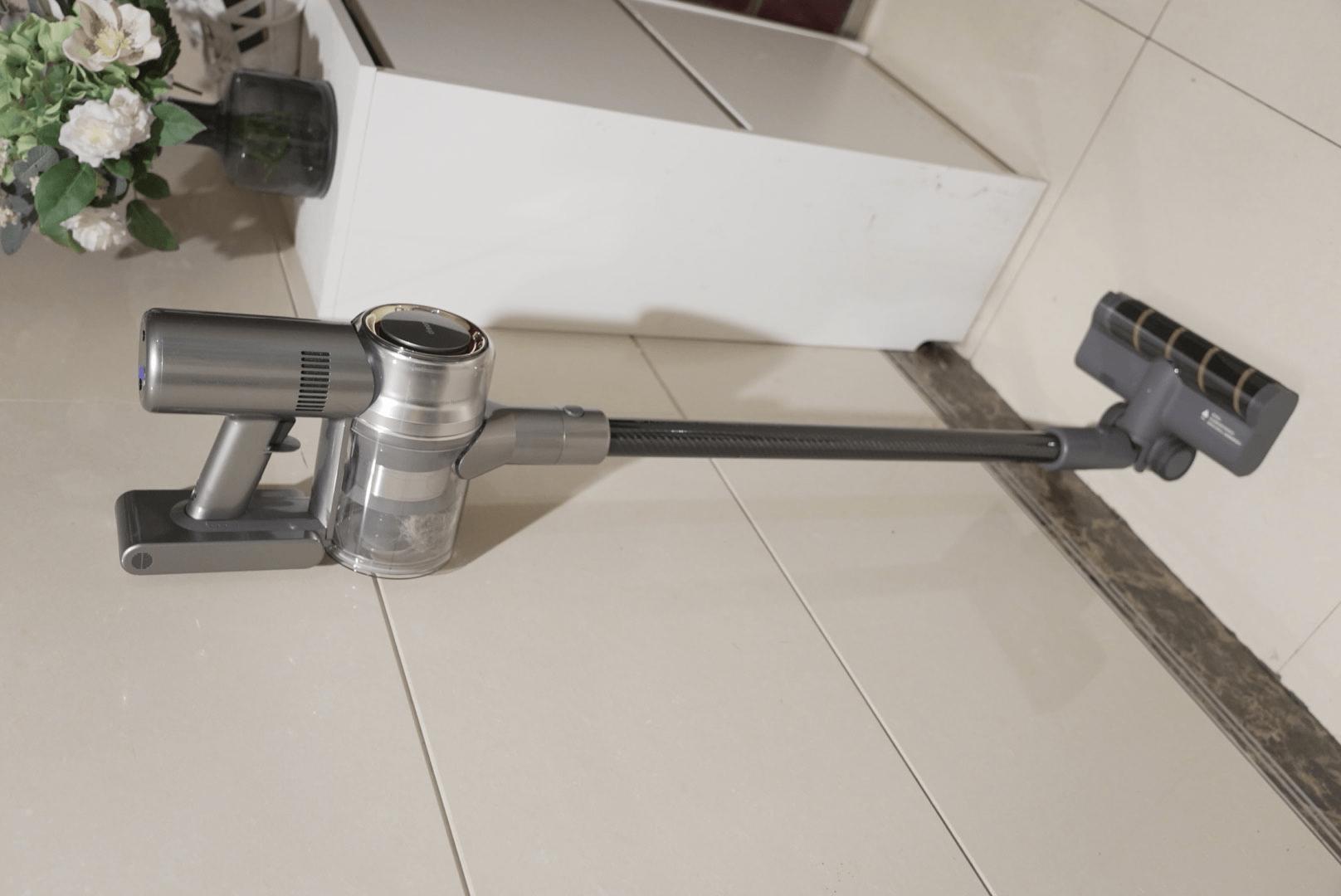 轻松搞定家里各种卫生需求,追觅无线吸尘器 V16很强悍