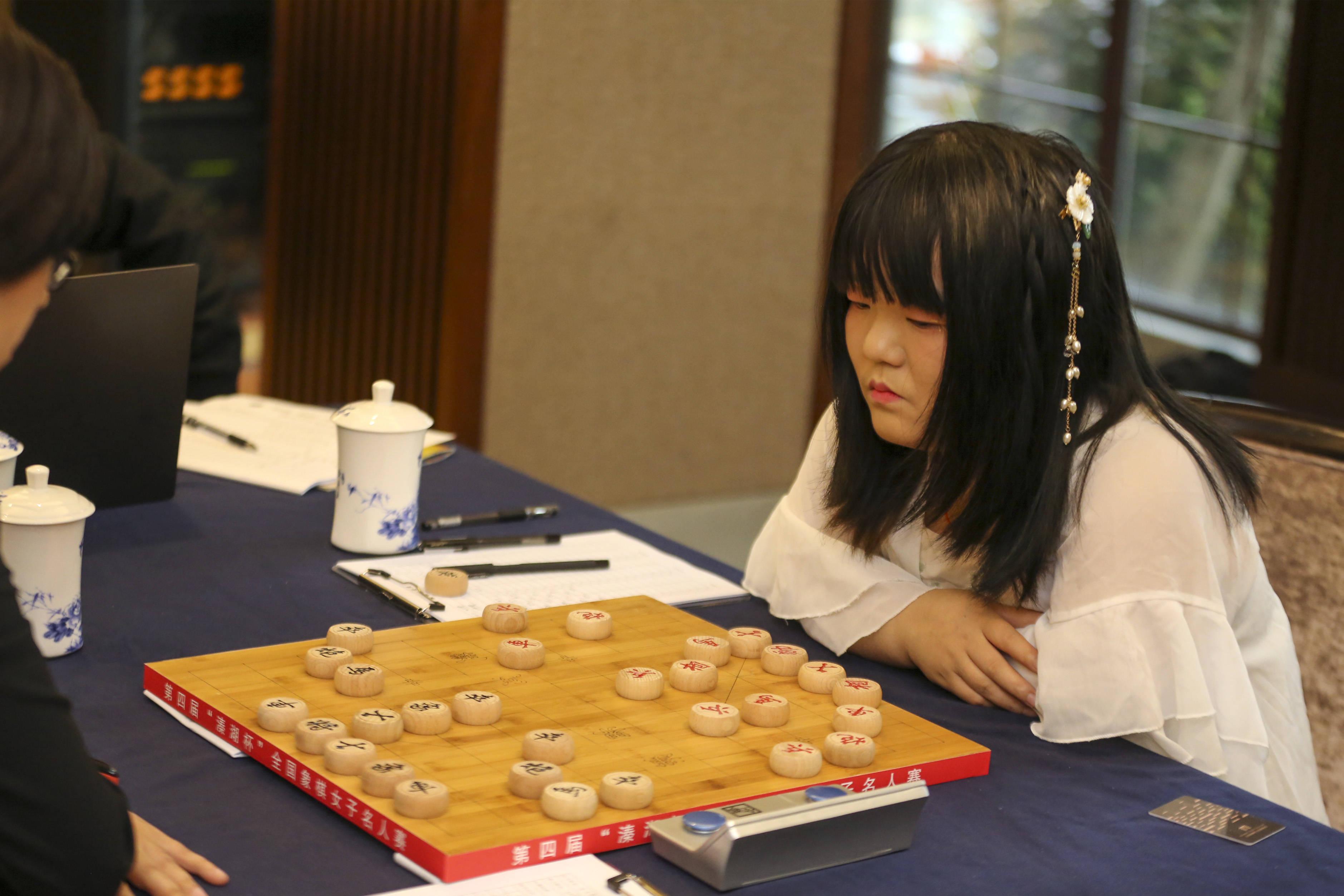 """马走""""目""""刚开局就被判输!象棋大师全运会离奇失误"""
