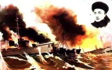 中日甲午海战,北洋海军输在哪里