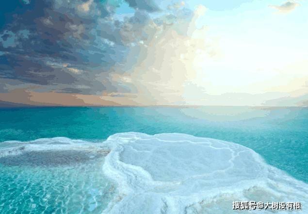 这里有世界上最清澈的海水,可是海底却暗藏杀机,船只有去无回