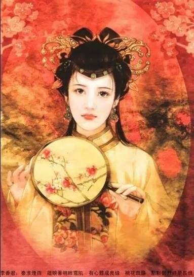 盘点中国古代十大名妓,个个才色双绝,你喜欢哪个?