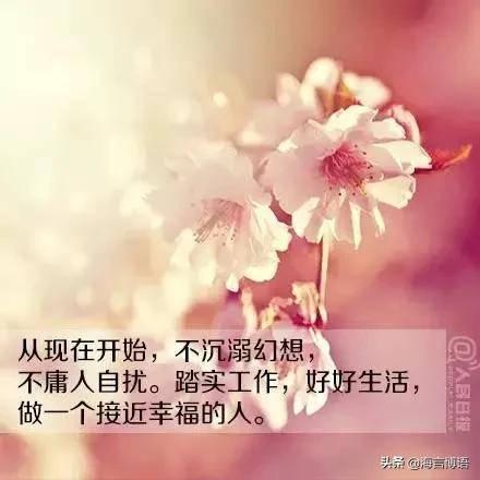 庆儿心语~做一个温暖的人,直到你可以面朝大海,春暖花开