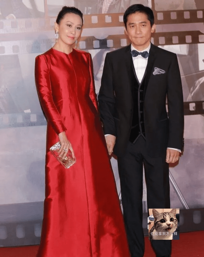 """图片[2]-这些年,这么多""""妖魔鬼怪""""出没在香港金像奖红毯,我笑不过来了-妖次元"""