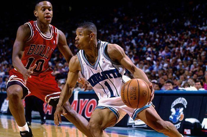 NBA历史十大小矮人:160博格斯征服巨人丛林,内特罗宾逊飞天遁地