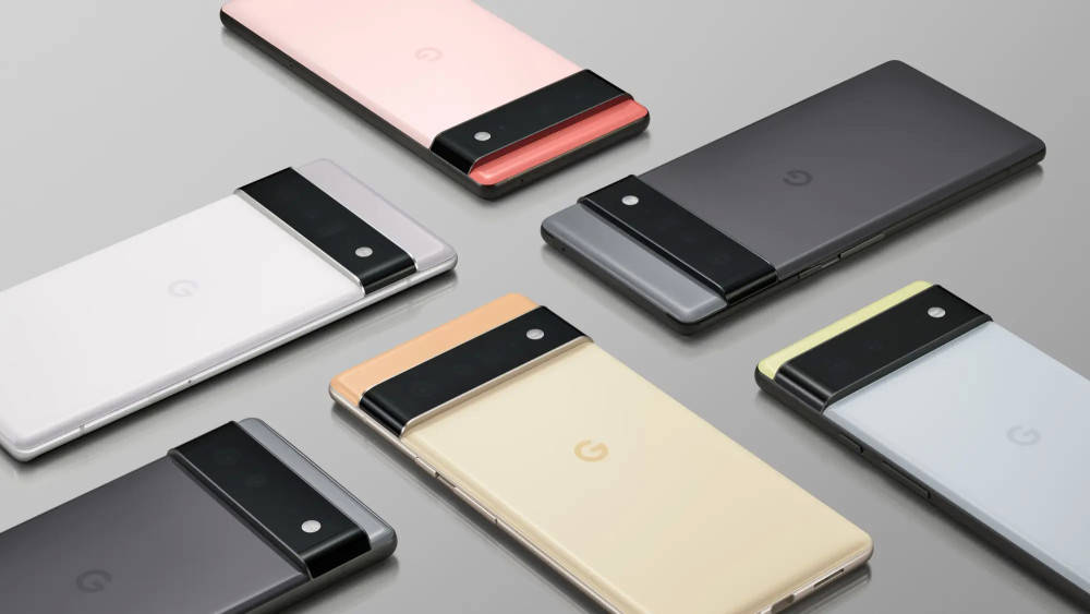 原创             谷歌发布新开Pixel 6,搭载了自己生