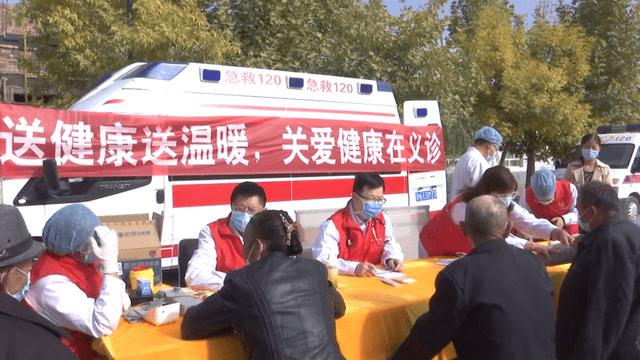 沙雅县:内科专家组团下乡义诊 为群众健康撑起