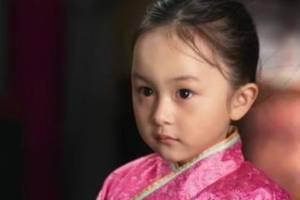 """她是""""最美小童星"""",3歲出道年入百萬,10歲的她在今亭亭玉立"""