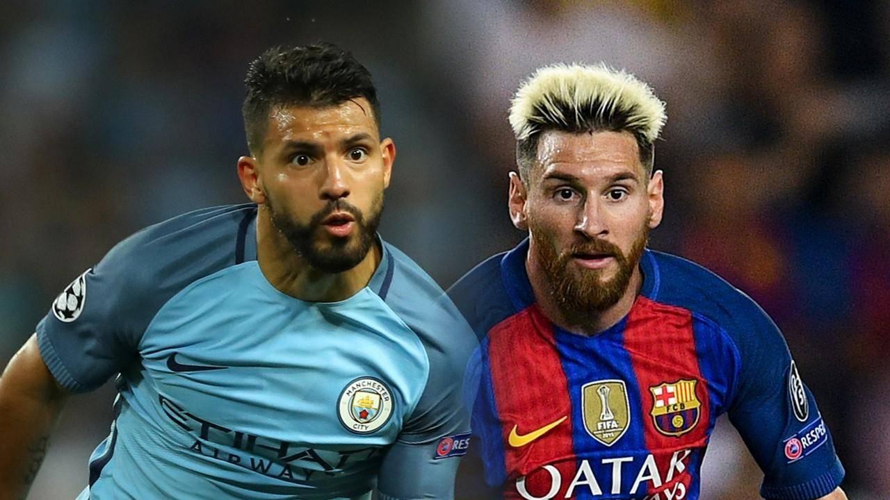 科曼认为阿圭罗不符合引援要求 不会为梅西签他