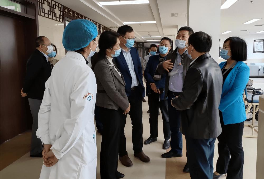 四川省卫生健康委员会开展推动成渝地区卫生健康一体化发展调研