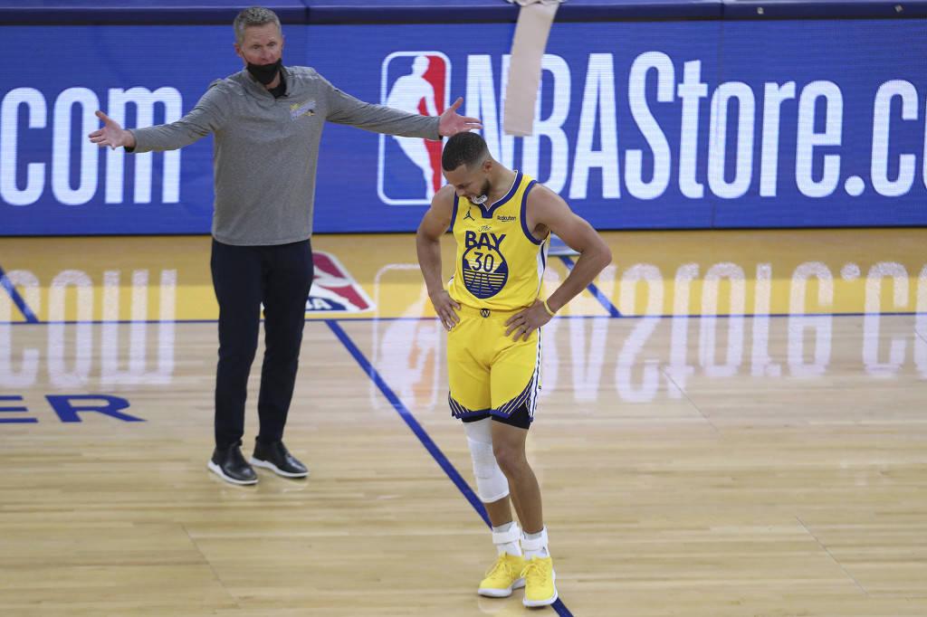 原创             科尔认为库里该拿本季MVP 追梦:现在没人能防住他