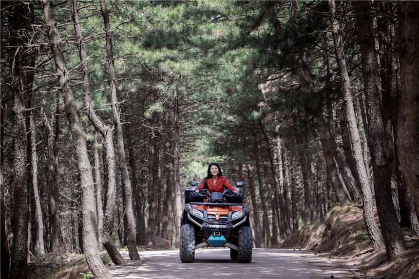 原创             河北邢台有个神奇的景点,一山跨两省,88道拐惊险刺激,宛若仙境