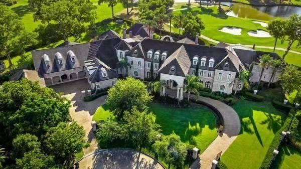 NBA球星麦迪休斯顿别墅现阿里拍卖平台:起拍价5750万元,麦迪将直播带看房