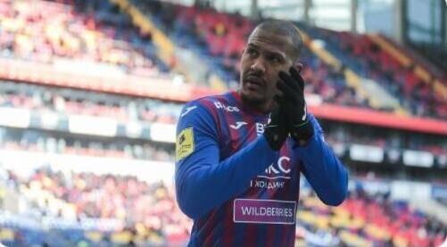 俄超队确认大连人外援龙东将离队 租借期间出场13次进4球