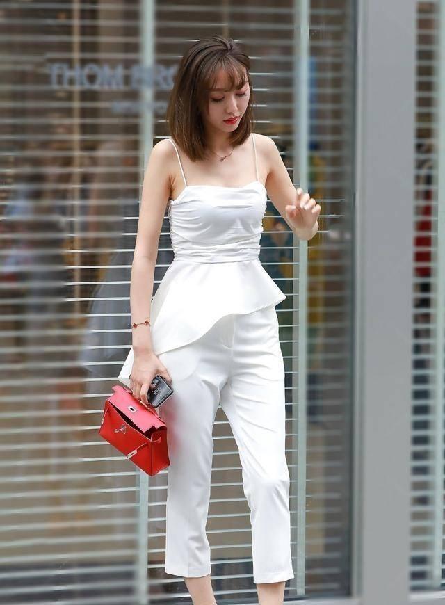美而不凡的打底褲穿搭可愛有氣質,舒適透氣修飾腿型,還顯年輕