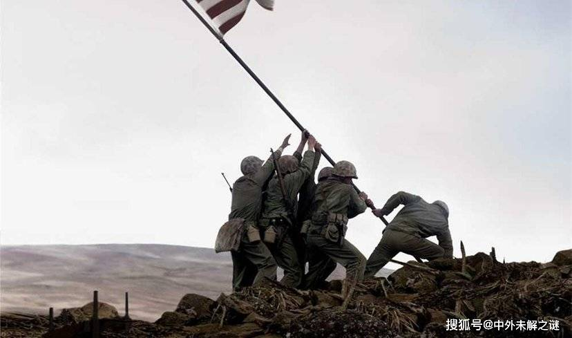 详解硫磺岛战役,巨大伤亡最终促成美军向日本投