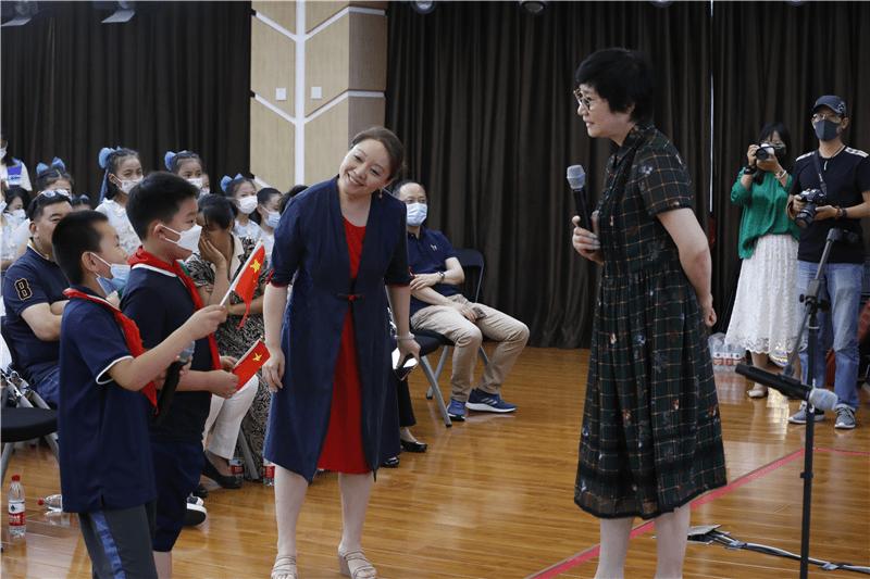 感悟韵贯千载的琵琶之美——北京市东城区少年宫举行琵琶专家讲座活动