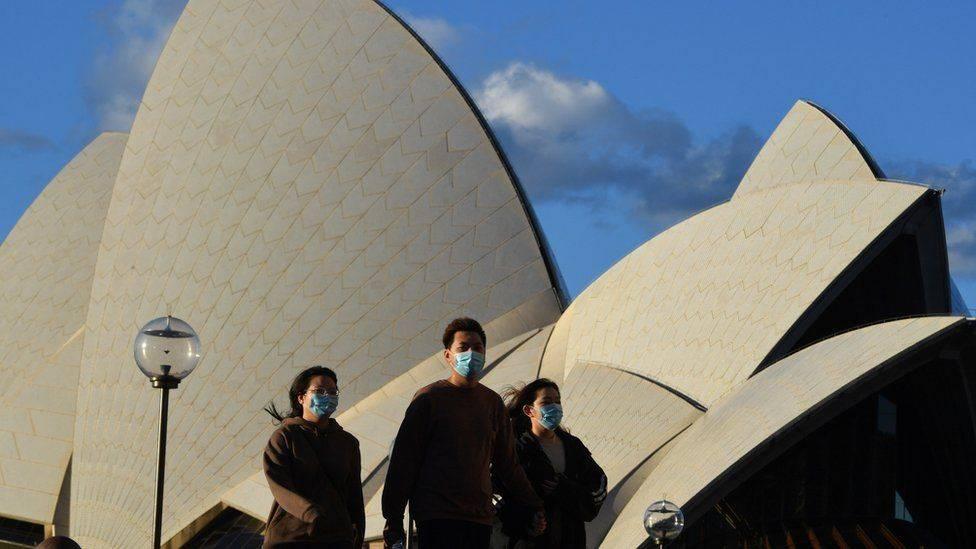 澳大利亚多地出现新一轮新冠肺炎疫情_悉尼