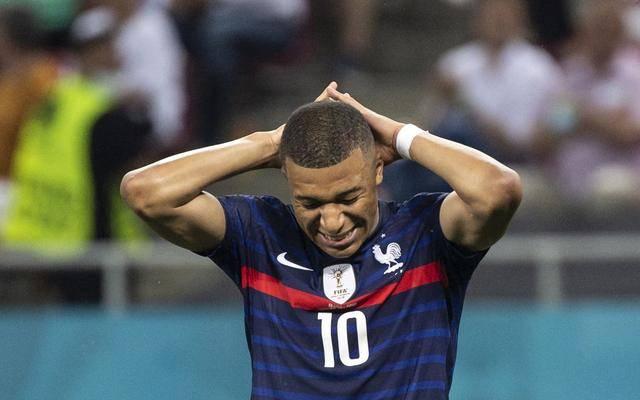"""姆巴佩:2020欧洲杯法国队出局""""罪人"""" 现刺头属性罚丢关键点球_真钱娱乐官网"""