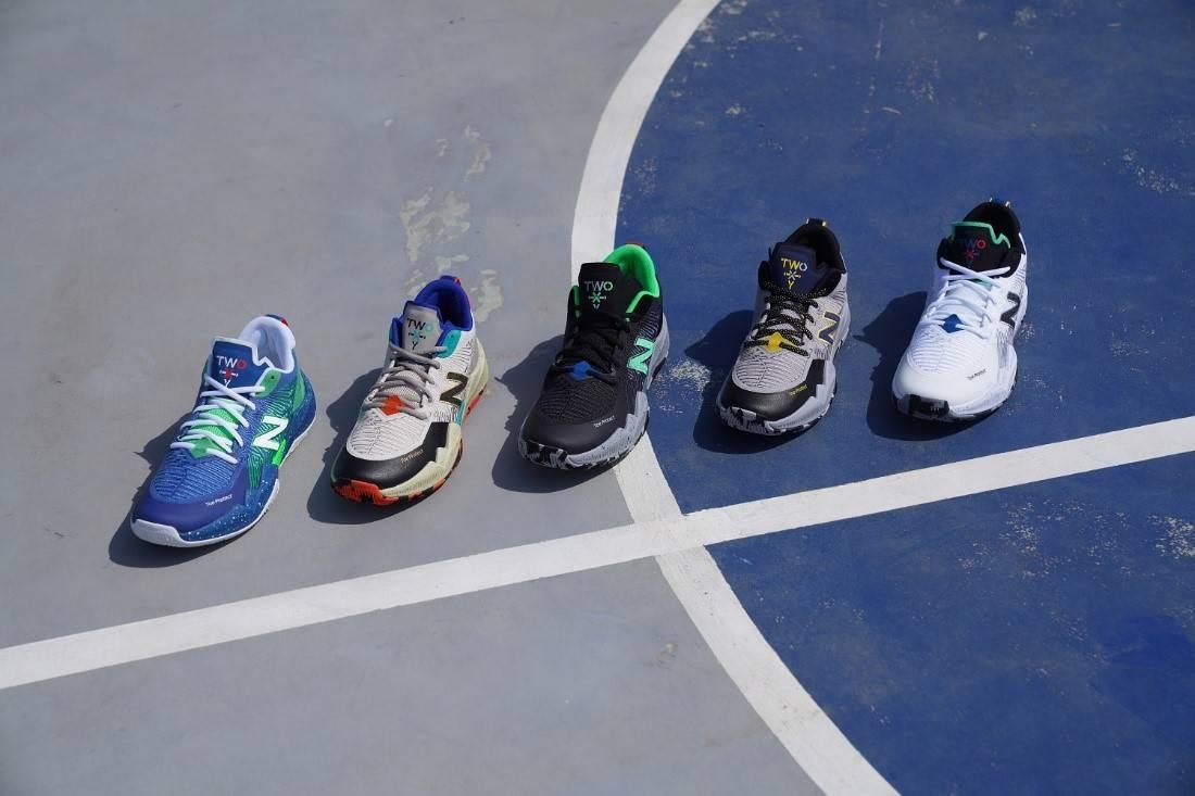 New Balance推出全新TWO WXY LOW篮球鞋