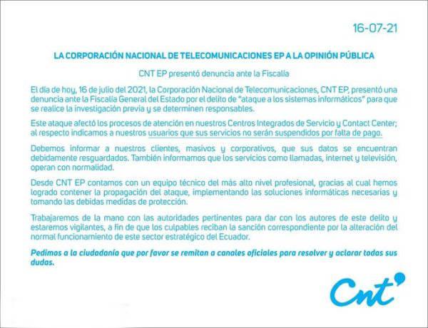 专家访谈 厄瓜多尔电信公司遭攻击的警示 勒索攻击频发该如何应对
