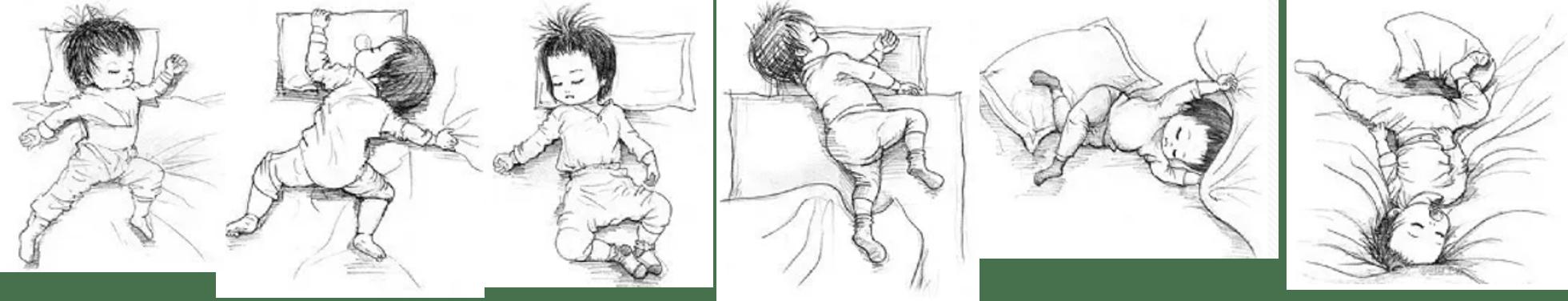 三伏天孩子睡眠不好? 学会这三个小技巧,绝对精神满满!