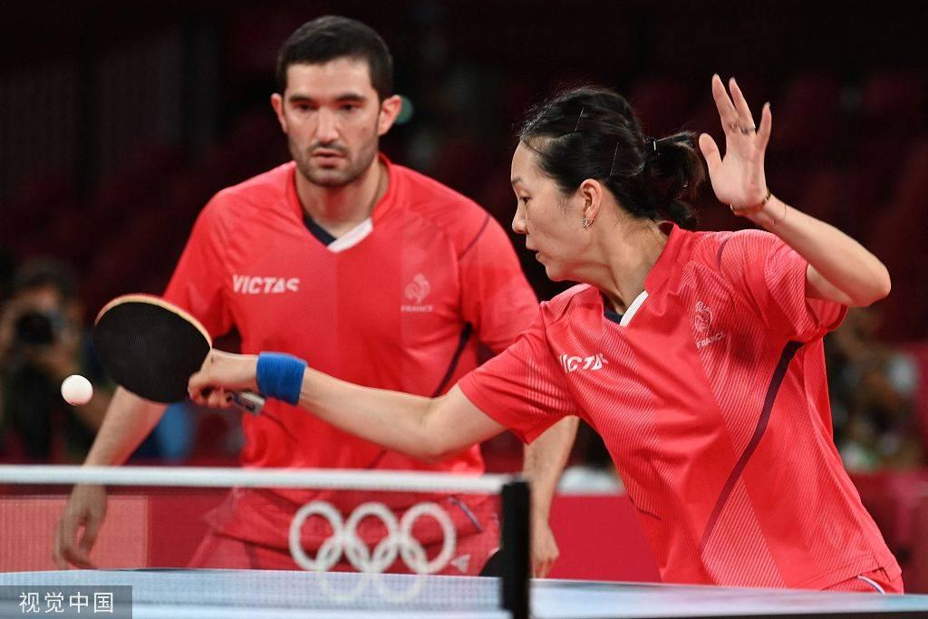 """奥运乒乓赛场再现11-0,尊重对手or破坏了""""潜规则""""_九州游戏"""