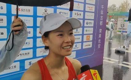 全运女子20公里竞走杨家玉夺金 奥运会冠军第四