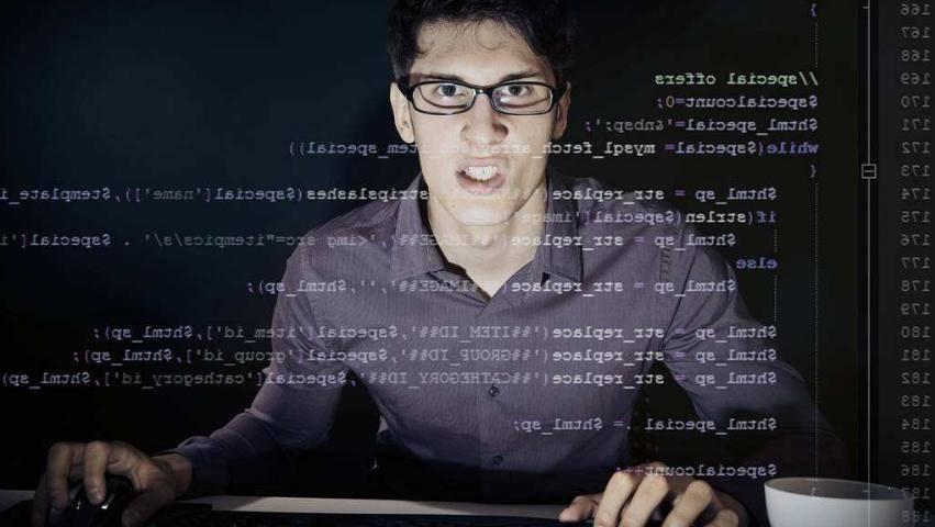 程序员和他的超级网站