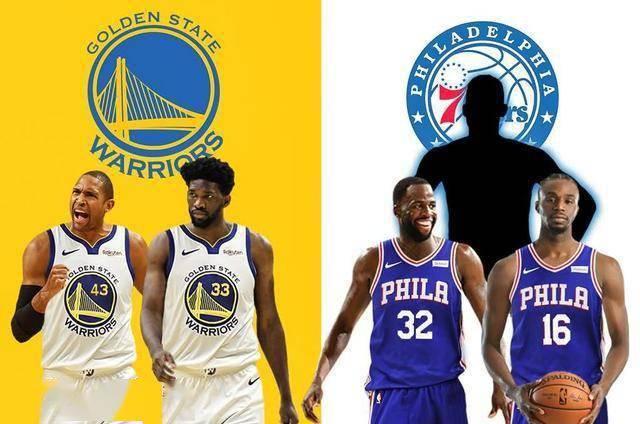 美媒建議勇士3換2搶Embiid,NBA又要大結局?為啥勇士總跟明星球員傳緋聞