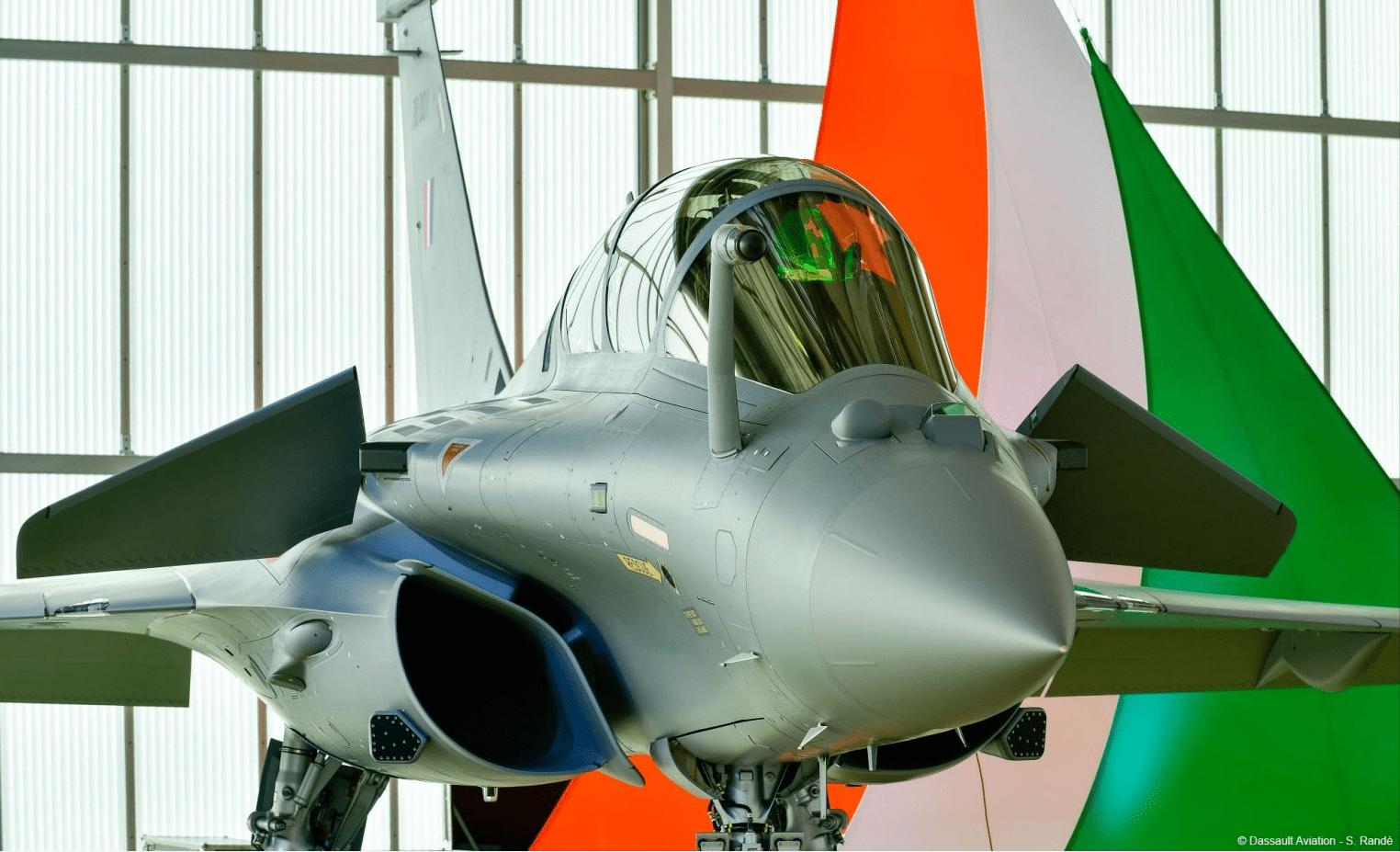 印度将在本月底接收6架阵风战机配有射程超150公里空空导弹_法国新闻_法国中文网