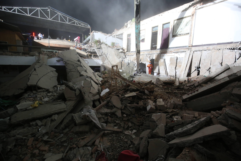 襄汾饭店坍塌事故后:当地开展隐患大排查,有村庄办席需申请