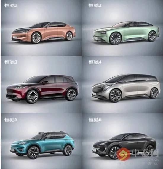 恒大汽车买买买!能否快速打造汽车产帝国?