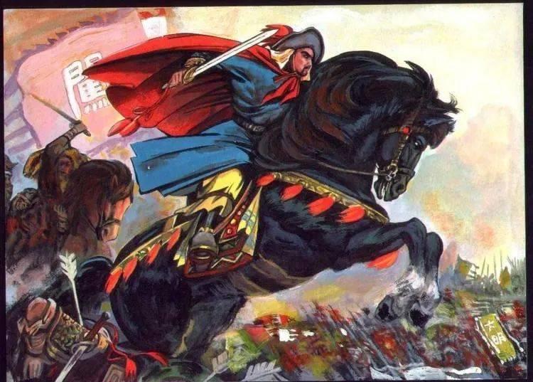 李自成攻破北京时,明朝还有百万军队,为何不赶来救崇祯帝?