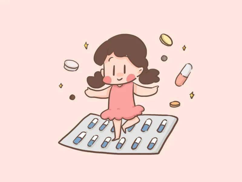 孩子生病吃药 这些原则要牢记!
