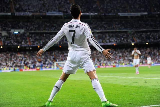 最受欢迎的足球球星