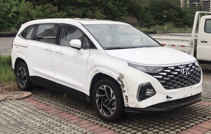 北京现代MPV即将国产!计划每年销售50,000辆pk奥德赛汽车