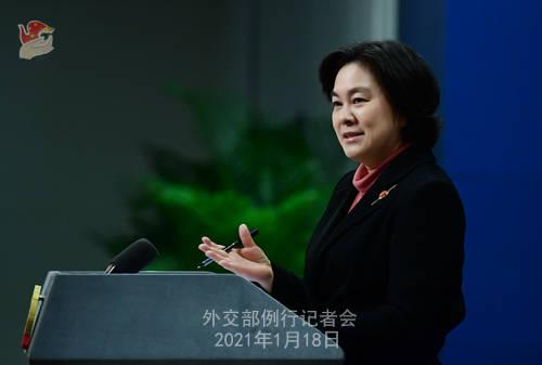 """外媒质疑中国媒体报道""""新冠病毒最初在世界多点暴发"""",外交部回应"""