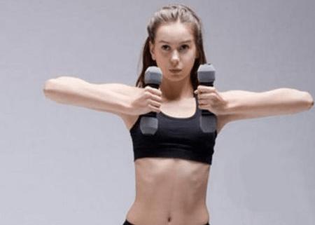 进行胸部锻炼的动作有许多,这几个的成效比较好,可以多加训练_肌肉