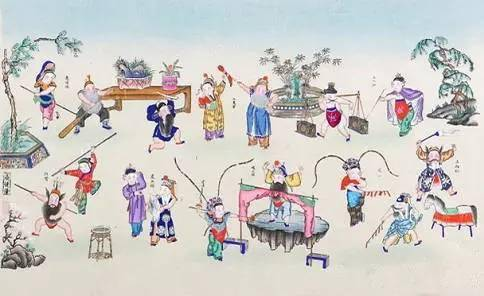 过了腊八就是年,中国人过年的传统习俗完整版,终于找全了