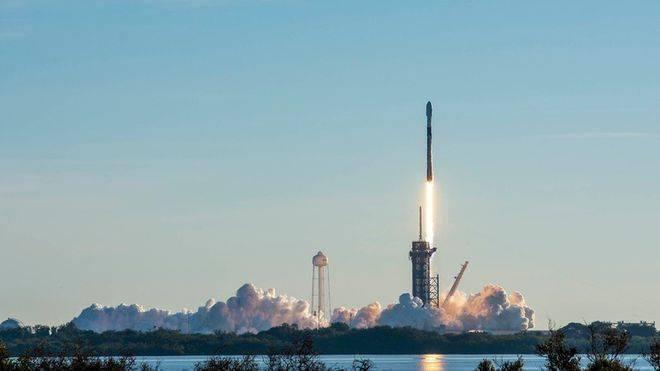 SpaceX完成今年首次星链卫星发射 一助推器回收8次