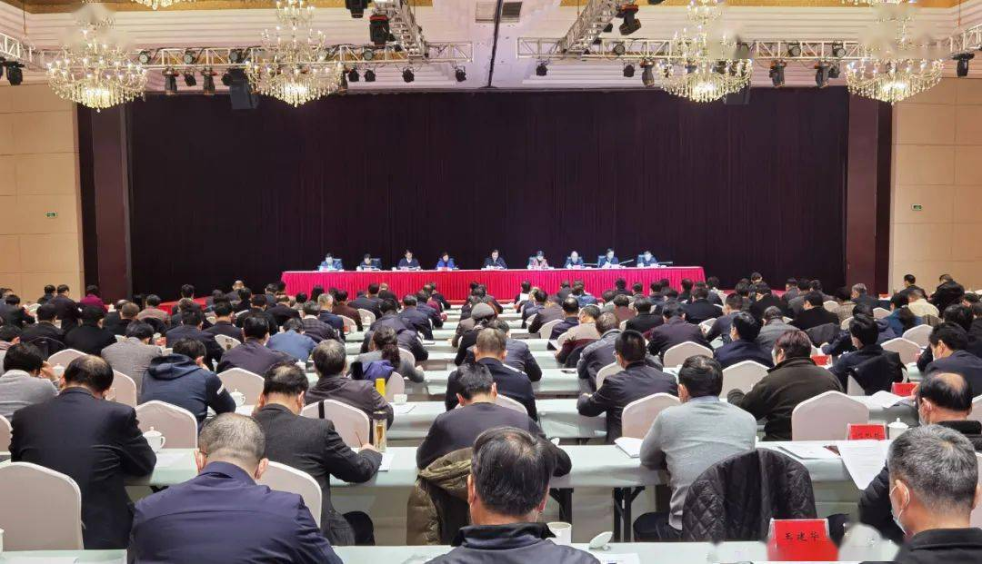 全省宣传部长会议在肥召开 李锦斌作出批示