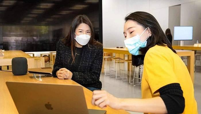 """苹果中国推出学习计划,让""""厂弟厂妹""""们也学会编程"""