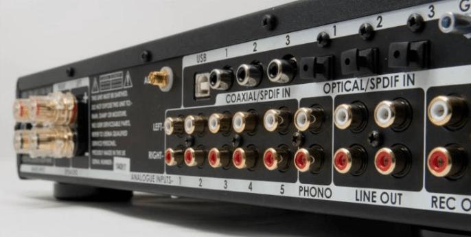 高德平台指定注册【器材测评】掰手指也数不清的功能:Leema Acoustics Pulse IV合并功放