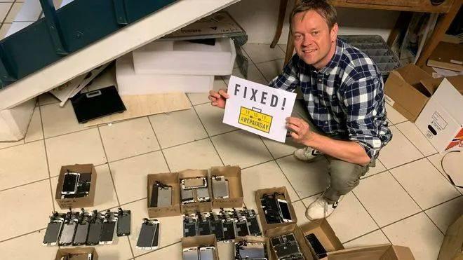 随便找家店就能修iPhone,苹果正在把这条路慢慢堵死。