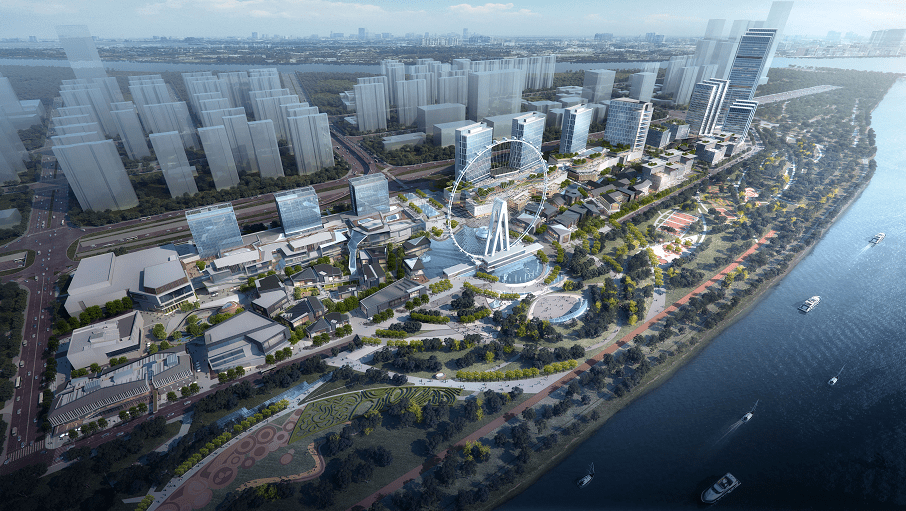 终于定了!15大地标即将开业,2021南京商业大爆发!