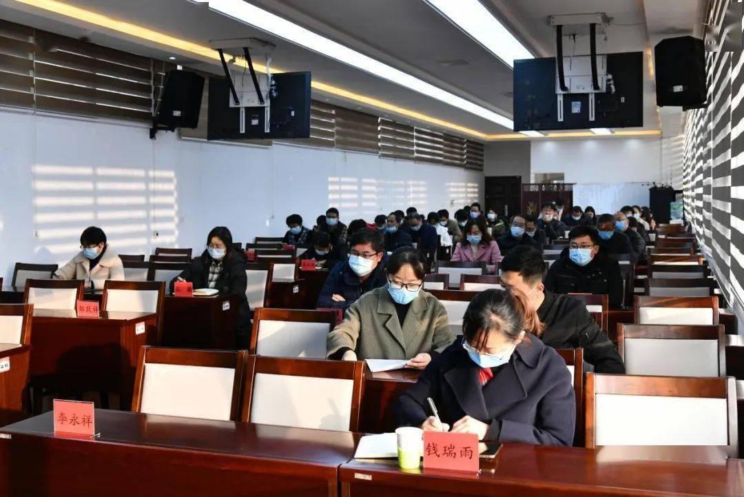 曲靖中医院成功完成质量管理体系外部审核的初审