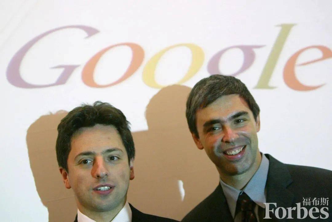得益于强劲的财务报告,谷歌联合创始人的财富增加了140亿美元