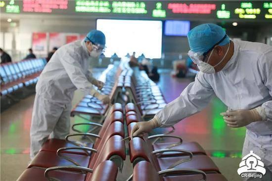 安心!北京市六大汽车站环境监测试品2000余份均为呈阴性