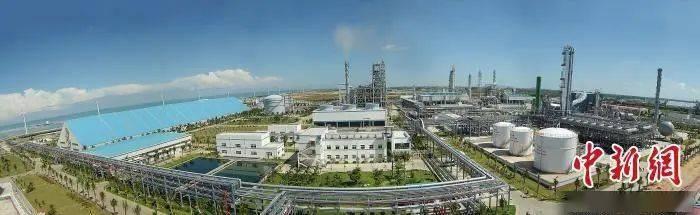 连续运行629天 海南一合成氨装置刷新国内业界纪录
