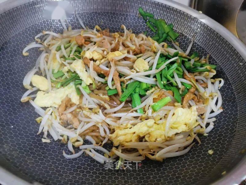 炒合菜:快手小炒菜,脆嫩滑爽,鲜香入味
